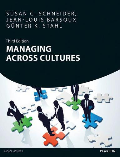 Managing Across Cultures 3rd edn (Paperback)