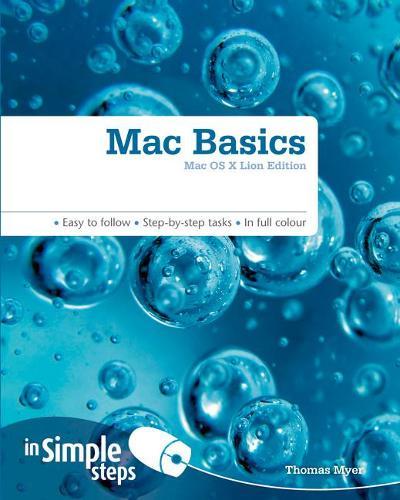 Mac Basics In Simple Steps (Paperback)