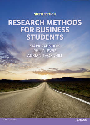 Research Methods for Business Students (Paperback)