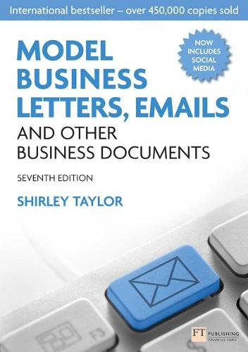 Model Business Letters, Emails and Other Business Documents (Paperback)