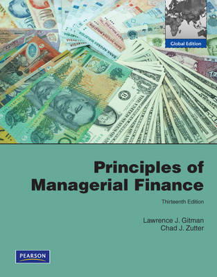 Principles of Managerial Finance (Paperback)