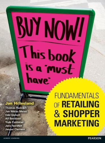 Fundamentals of Retailing and Shopper Marketing (Paperback)