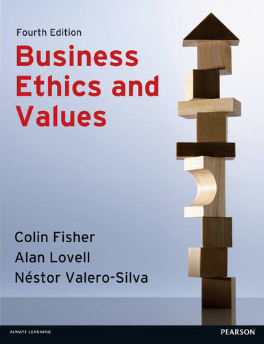 Business Ethics and Values (Paperback)