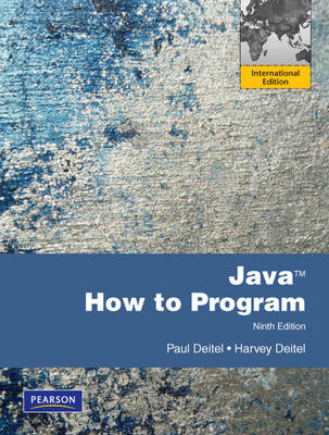 Java How to Program: International Version