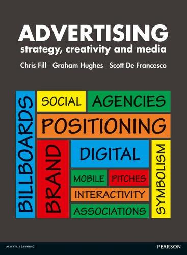 Advertising: strategy, creativity and media (Paperback)