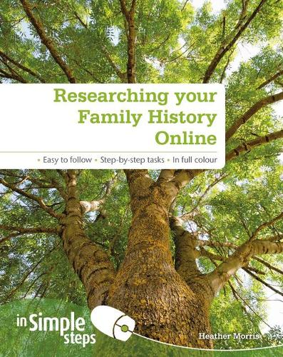 Researching your Family History Online In Simple Steps (Paperback)