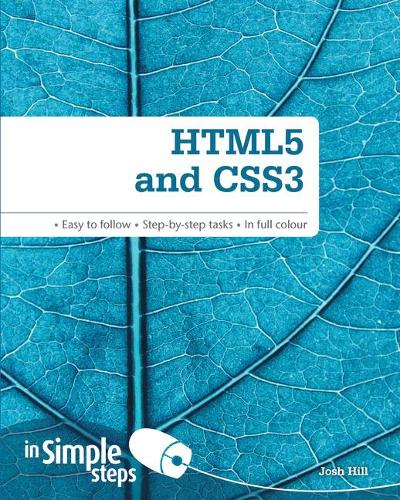 HTML5 and CSS3 In Simple Steps (Paperback)