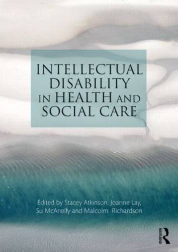 Intellectual Disability in Health and Social Care (Paperback)