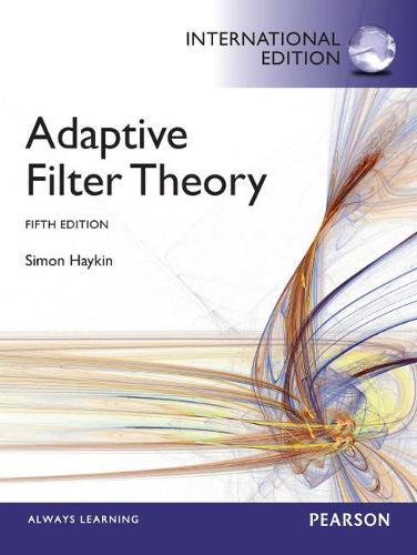 Adaptive Filter Theory : International Edition (Paperback)