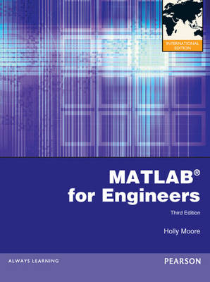 MATLAB for Engineers (Paperback)
