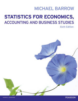 Statistics for Economics, Accounting and Business Studies (Paperback)