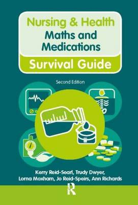 Maths and Medications - Nursing and Health Survival Guides (Paperback)