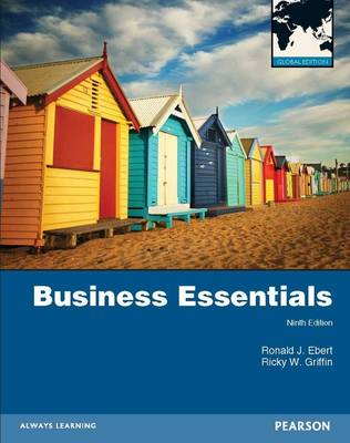 Business Essentials, Plus MyBizLab with Pearson Etext