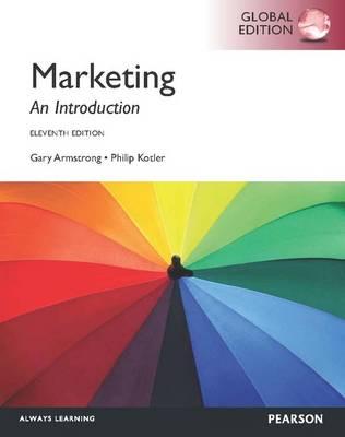 Marketing: an Introduction, Plus MyMarketingLab with Pearson Etext