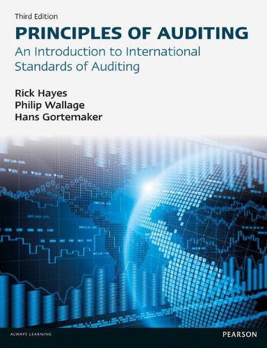 Principles of Auditing: An Introduction to International Standards on Auditing (Paperback)