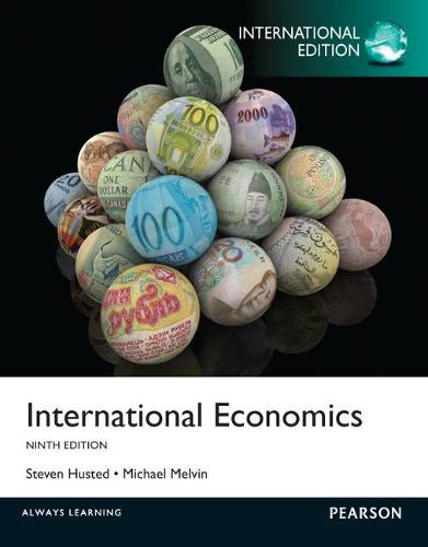 International Economics: International Edition (Paperback)