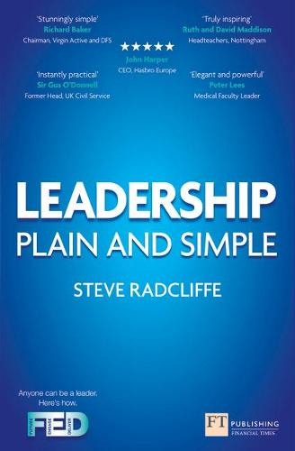 Leadership: Plain and Simple - Financial Times Series (Paperback)