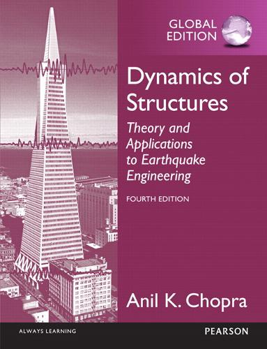 Dynamics of Structures, Global Edition (Paperback)