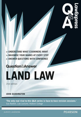 Law Express Question and Answer: Land Law - Law Express Questions & Answers (Paperback)
