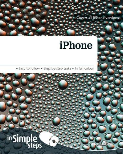 iPhone In Simple Steps (Paperback)