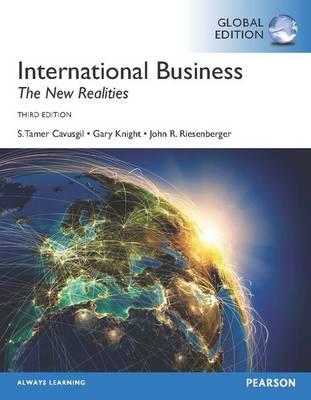 International Business, Global Edition (Paperback)