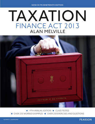 Taxation: Finance Act 2013 (Paperback)