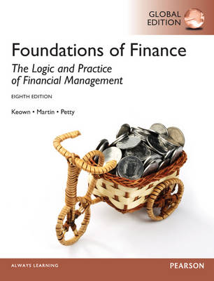 Foundations of Finance, Global Edition (Paperback)