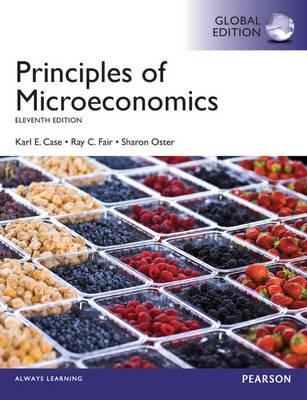 Principles of Microeconomics, Global Edition (Paperback)