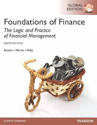 Foundations of Finance, plus MyFinanceLab with Pearson eText, Global Edition