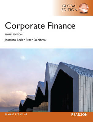 Corporate Finance, Global Edition (Paperback)