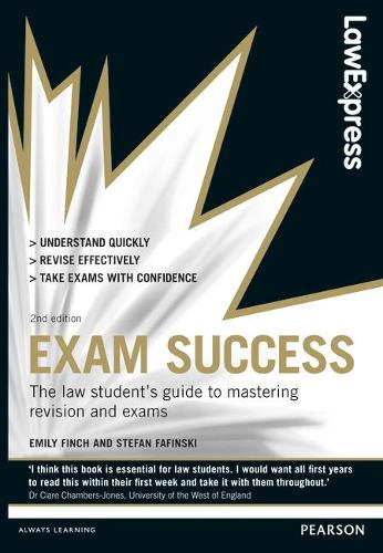 Law Express: Exam Success (Revision Guide) - Law Express (Paperback)