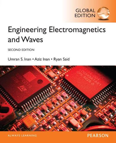 Engineering Electromagnetics and Waves, Global Edition (Paperback)