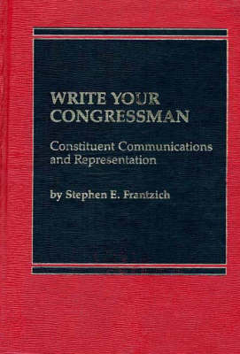 writing your congressman You're writing your congressman, but his staff is your audience those letters — as well as the emails, faxes, etc are all read, processed, categorized, and responded to by the congressional staff.