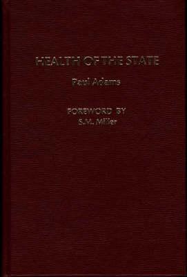 Health of the State. (Hardback)