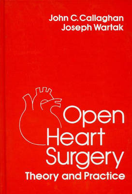 Open Heart Surgery: Theory and Practice (Hardback)