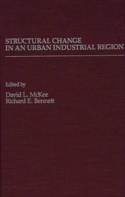 Structural Change in an Urban Industrial Region: The Northeastern Ohio Case (Hardback)