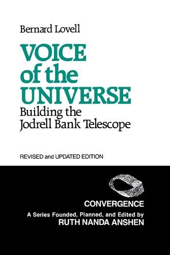 Voice of the Universe: Building the Jodrell Bank Telescope, 2nd Edition (Paperback)