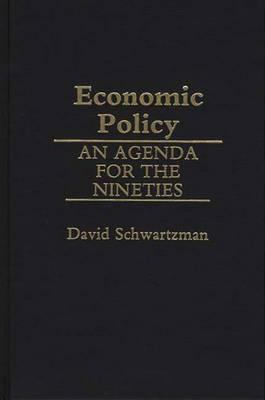 Economic Policy (Hardback)