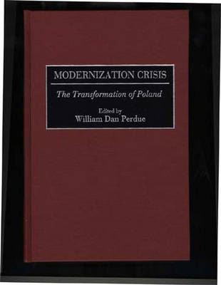 Modernization Crisis: The Transformation of Poland (Hardback)