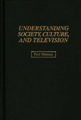 Understanding Society, Culture, and Television (Hardback)