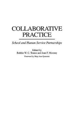 Collaborative Practice: School and Human Service Partnerships (Hardback)