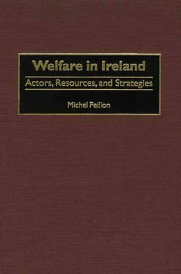 Welfare in Ireland: Actors, Resources, and Strategies (Hardback)