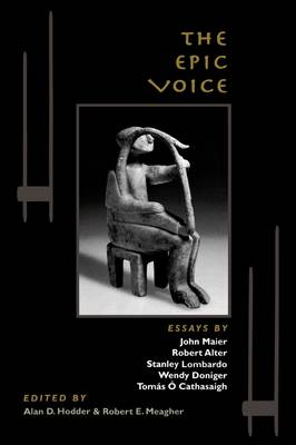 The Epic Voice (Hardback)