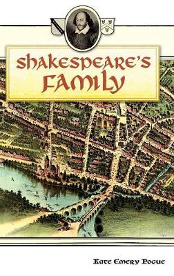 Shakespeare's Family (Hardback)