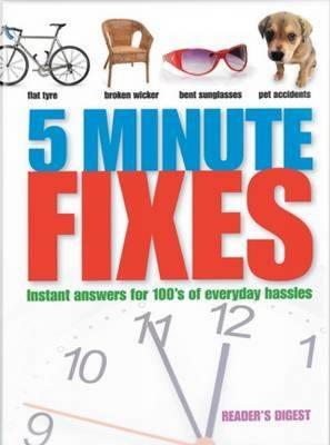 Five Minute Fixes (Hardback)