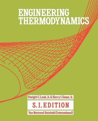 Engineering Thermodynamics: SI Edition (Paperback)