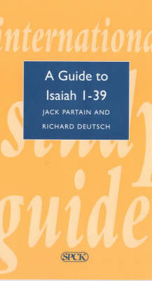A Guide to Isaiah, 1-39 - Theological Education Fund Guides 21 (Paperback)