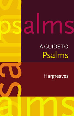 A Guide to the Psalms - International Study Guide (ISG) No. 6 (Paperback)
