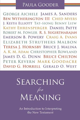 Searching for Meaning: An Introduction to Interpreting the New Testament (Paperback)