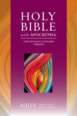 Holy Bible: NRSV (Hardback)
